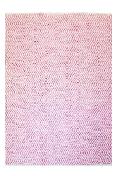 Wollteppich pink »Aperitif«