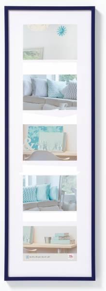 Galerierahmen blau 5er 10x15, »New Lifestyle«