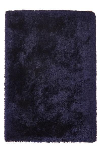 Hochflorteppich blau »Cosy«