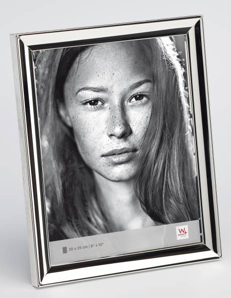 Portraitrahmen silber 20x25 »Amelie«