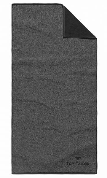 Handtuch Frottier dark grey 50x100