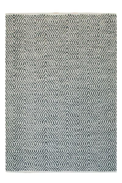 Wollteppich grau »Aperitif«