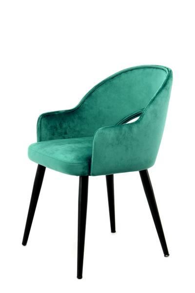 Armlehnenstuhl 110 (2er-Set) grün »Joris«