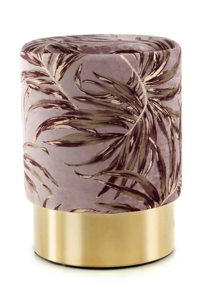Hocker 225 violett »Gipsy«