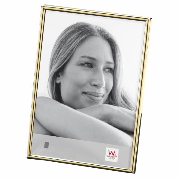 Portraitrahmen gold 13x18 »Chloe«