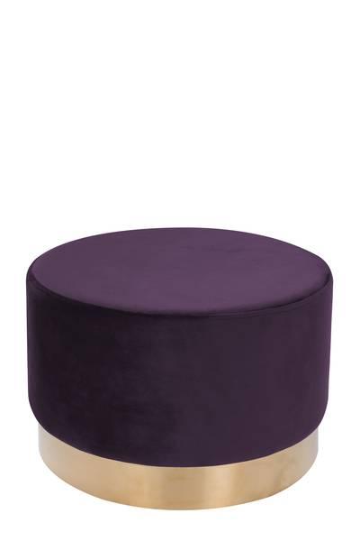 Hocker 510 violett »Nano«