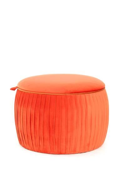 Hocker 110 orange »Adoree«