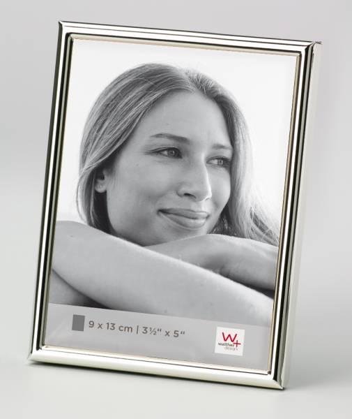 Portraitrahmen silber 9x13 »Chloe«