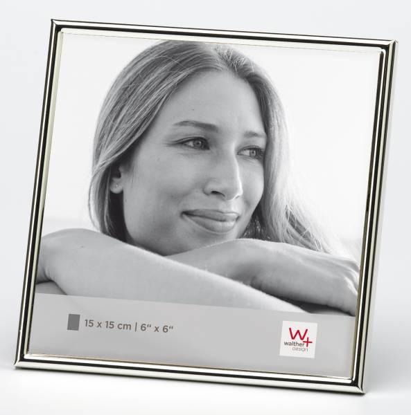 Portraitrahmen silber 15x15 »Chloe«
