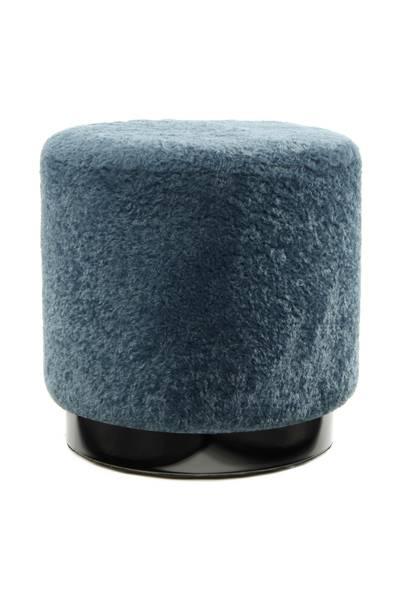 Hocker 425 blau »Gipsy«