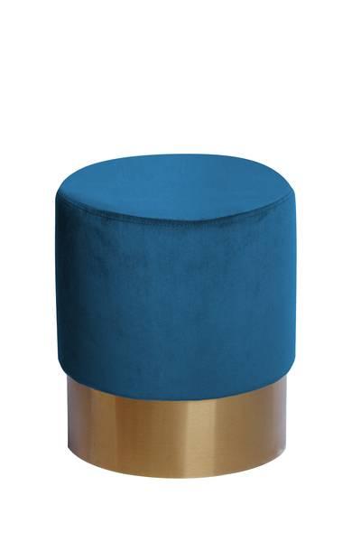 Hocker 110 blau »Nano«