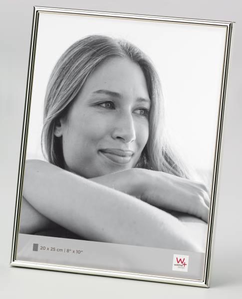 Portraitrahmen silber 20x25 »Chloe«