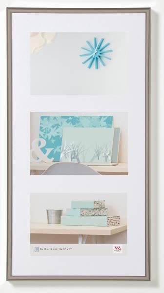 Galerierahmen stahl 3er 13x18, »New Lifestyle«