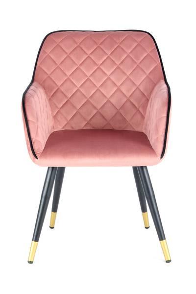 Armlehnenstuhl 525 rosa »Amino«