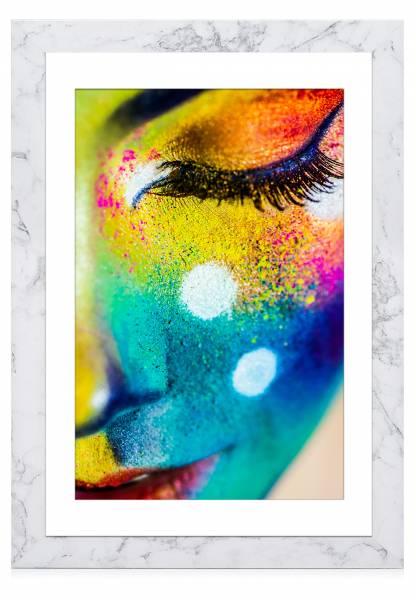 Bilderrahmen marmor 21x30, »Frame74«