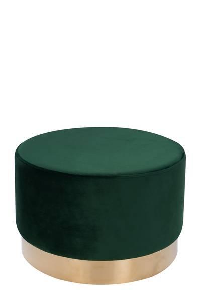 Hocker 510 dunkelgrün »Nano«