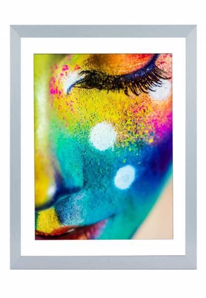 Bilderrahmen champagner pastell 40x50, »Frame74«