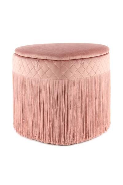 Hocker 125 rosa »Paola«