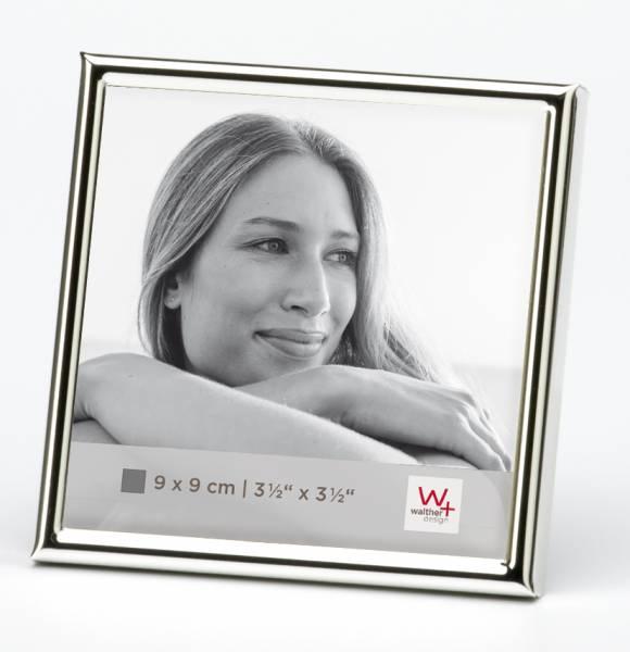 Portraitrahmen silber 9x9 »Chloe«