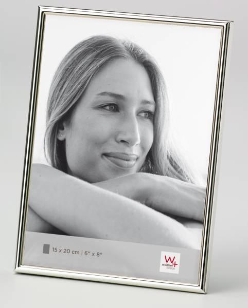 Portraitrahmen silber 15x20 »Chloe«