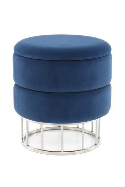 Hocker 525 dunkelblau »Zero«