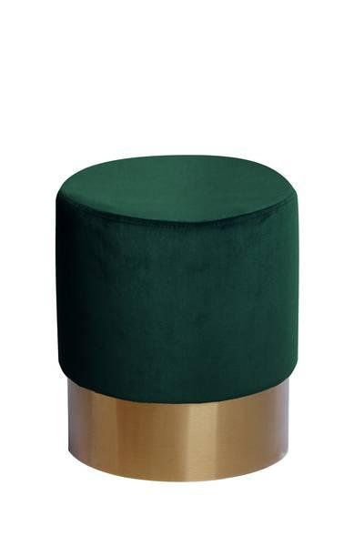 Hocker 110 dunkelgrün »Nano«