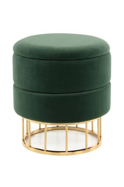 Hocker 525 grün »Zero«